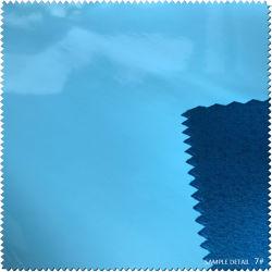 Customized Environmental Protection Popular Patent/Mirror PU Imitation Leather (S018120JM)