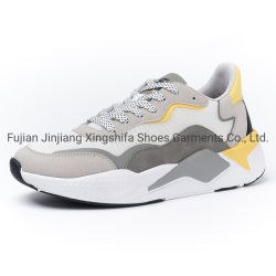 High Quality Sports Leather Running Athletic Sneaker Men Shoes Footwear