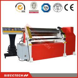 Three Roller Symmetrical Rolling Machine / Steel Bending Machine / Plate Bending Machine / Mechanical Rolling Machine
