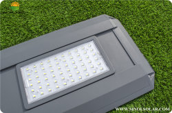 30W Smart APP Control Split Type Solar LED Road Lighting (INH-30W)