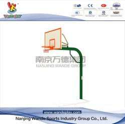 Sport Goods Gym Equipments Commercial Outdoor Basketball Stand for Wd-1007h
