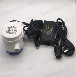 Automatic RV Marine DC Submersible Pump for Yacht Hovercraft