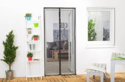 Insect Screen Fly Screen and Magnetic Screen for Doors