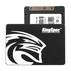Kingspec High Performance Best Price 2.5'' SATA SSD 180GB Hard Drive Hard Disk