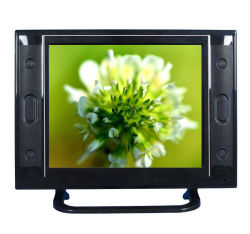 3D 19 Inch Ultra Slim Portable HD Smart Television Digital LCD Screen Color LCD LED TV