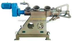Advanced Screw Solid Separator for Biogas Slurry