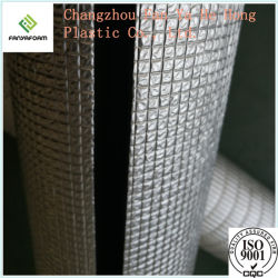 Thermal Insulation XPE/XLPE Foam Tube, Close Cell Foam Insulation Pipe with Aluminum Foil
