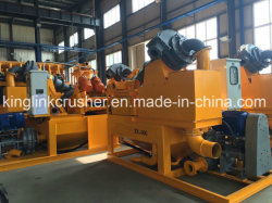 Sand Recycling System, Mud Separator, Slurry Cleaner, Desander, Slurry Processing Capacity 200m3/H