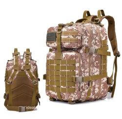Amazon Hot Sale Sports Tactical Backpack Bag, Waterproof Hiking & Camping Backpack