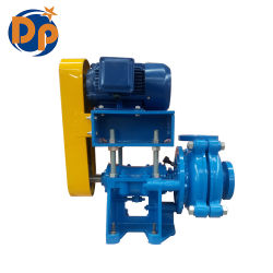 1.5X1b-mAh Horizontal Cantilever Desilting Slurry Sand Pump with 4kw Motor