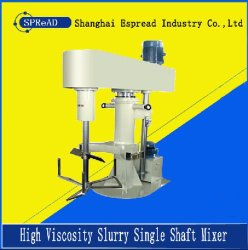 High Viscosity Slurry/ Adhesive/ Putty /Offset Ink /Adhesive Single Shaft High Speed Butterfly Mixer