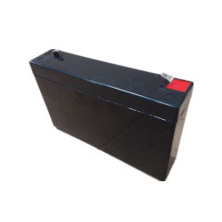 Solar Rechargeable AGM Deep Cycle UPS Lead Acid Gel Battery