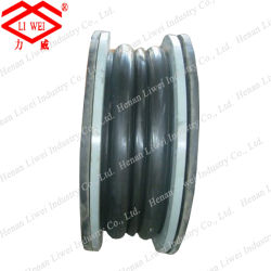 Henan Liwei Double Ball Rubber Expension Joint