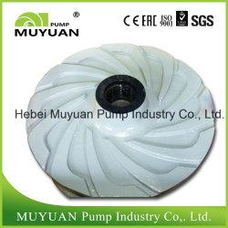 High Chromium ASTM A532 Centrifugal Slurry Pump Closed Impeller