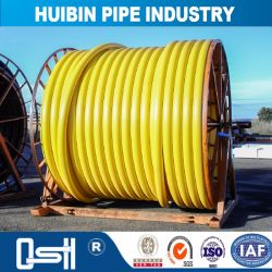 New Product with Favorable Price PE Gas Pipeline with Connector