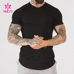 Custom Mesh Back Athletic T Shirt Men Sports Apparel