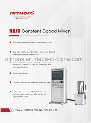 Oilfield Cement Slurry Test Instrument Constant Speed Mixer with Simens PLC