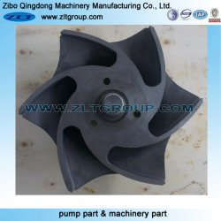 Durc Mark 3 Chemical Centrifugal Pump Parts for for Investment/Sand/Lost Foam Casting