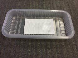 Best Price Food Packaging Manufacturer Plastic Fish Tray for Seafood Packaging