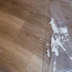 Customized Anti Static Pe Polythene Temporary Wood Floor Protection Film