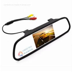 "HD 5"" TFT LCD Mirror Car Parking Rear View Monitor"