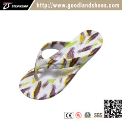 1c07b56efcb8 Flip Flop Comfortable Rubber Women Flower Casual Slippers 20248
