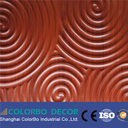 Office Decoration Eco Material Wooden Wall Panels