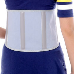 Hot Sale Breathable Knitted Sport Waist Support Protector