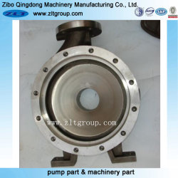 Centrifugal Water Pump Parts by Sand Casting/Investment Casting