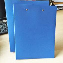 A4 /FC Durable Chipboard Paper Ring Binder File Folder(plastic book cover)