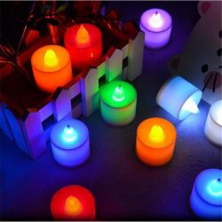 Factory Wholesale LED Candle Light for Night Party