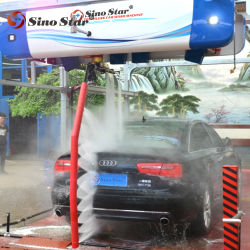T12 Low Good Best Price Automatic Touchless Touch Free Equipment Cheap Lavado Leisu Washing Laser Brushless Car Wash Machine