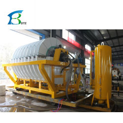 Mineral Industry Slurry/ Sludge/ Tailings Dewatering Machine, Ceramic Filter