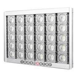 Energy Efficiency LED Baseball Lights, 500W LED Flood Light Fixtures