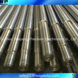 Ck45 Hard Chrome Plated Steel Bar Hydraulic Cylinder Rod