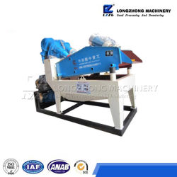 High Efficiency Fine Sand Extraction System with Slurry Pump