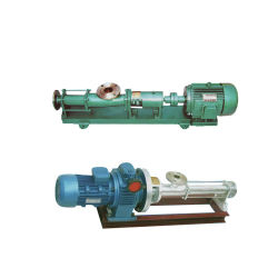G Syrup or Honey Transfer Mono Screw Pump