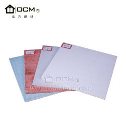 Magnesium Oxide Board, Fireproof MGO Wall Panel (tapered & grooved edges)