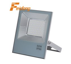 RGB LED Aluminum Reflector Flood Light with Remote Controller