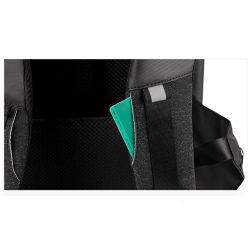 Junyuan OEM Fashion Leisure Travel Sport Laptop USB Charger Backpack Bag for Computer