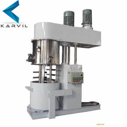 Karvil Planetary Mixer for Making Ceramic Slurry