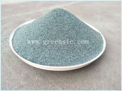 98.5% F54 Carborundum Green Used in Producing Cutting Disc