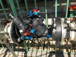 Hydraulic Reducing Pressure Solenoid Valve for Irrigation System