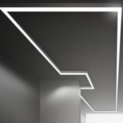 Trunking System Seamless Link Suspended Linear Lighting