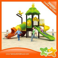 2018 Latest Design Plastic Outdoor Playground for Park