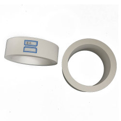 92% Alumina Ceramic Elbow Fitting From Ceramics Manufacturer