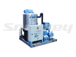 Hot Selling Stainless Steel Slurry Ice Machine with PLC Controller