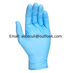 Disposable Latex Exam Gloves, Powder Free and Textured, 100 Gloves Per Boxgreat for Medical Use, Cleaning, Painting, Pet Car