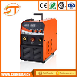 Shunte Wholesale Welding Supplies Portable MIG/Mag 315s Welder Machine