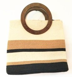 Seagrass Straw Summer Beach Bag 10096d49a45ee